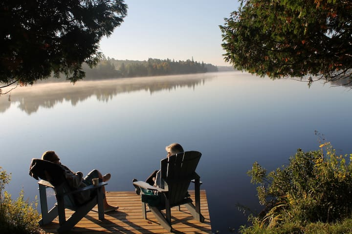 Cabin #1 La Belle Niche - Lake Cecebe