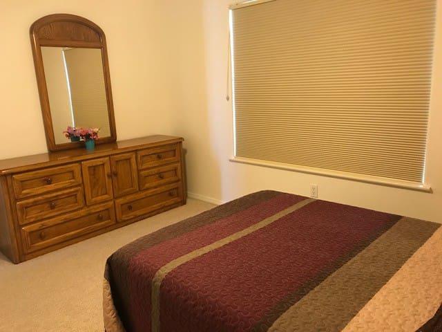 Secondary bedroom 1