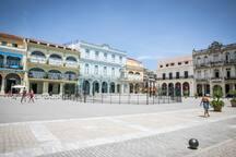 Casa Plaza Vieja