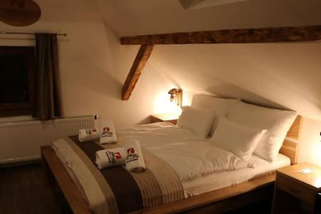 Superior double room - perfect for couples