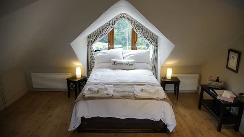 Business, Leisure or Family Room. - Romsey - Bed & Breakfast