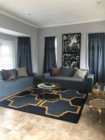 Stunning for 4bedroom house fully furnished