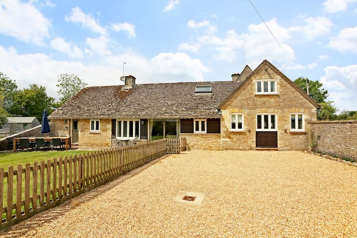 Dancers Cottage - Stunning Cotswold Retreat - Southrop - Hus