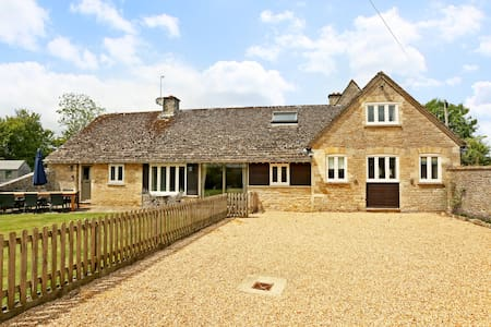 Dancers Cottage - Stunning Cotswold Retreat - Southrop
