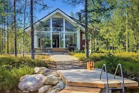 Βίλα στη λίμνη Χάνκα - Καναδάς Διαμέρισμα