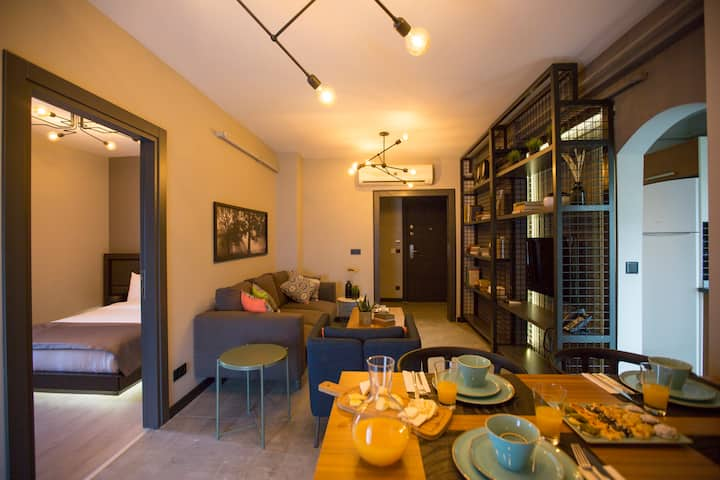 Cityloft 36, 1+1 Special Flat / Ataşehir
