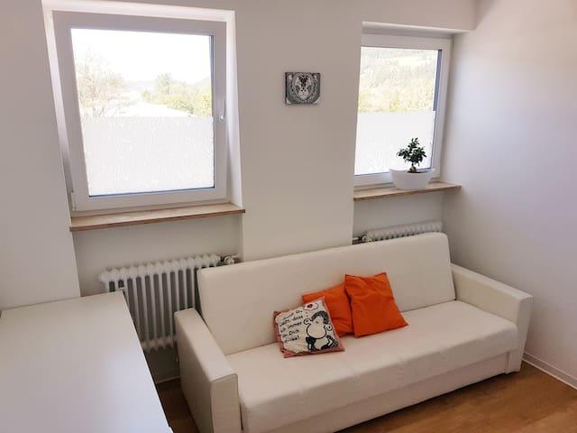 Casa del Melli (9 qm Zi. + Südwestbalkon)