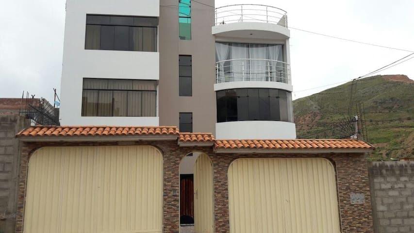 Keñuales Apartment ( departamentos Juliaca-Peru)