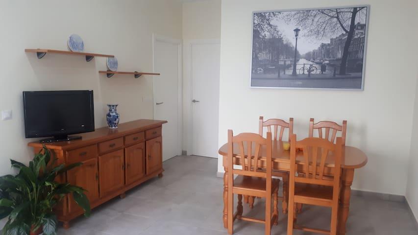 Apartamento puerta de la Villa