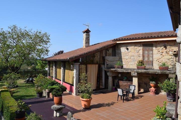 Casa rural Pereiro de Aguiar (Ourense)Vilar-Loñoa