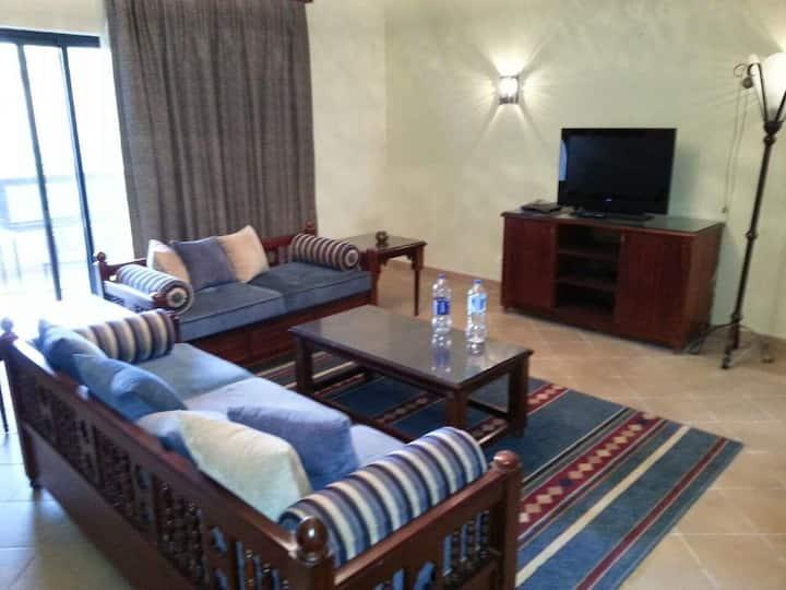 41-106 1st floor flat Portghalib resort Marsa Alam