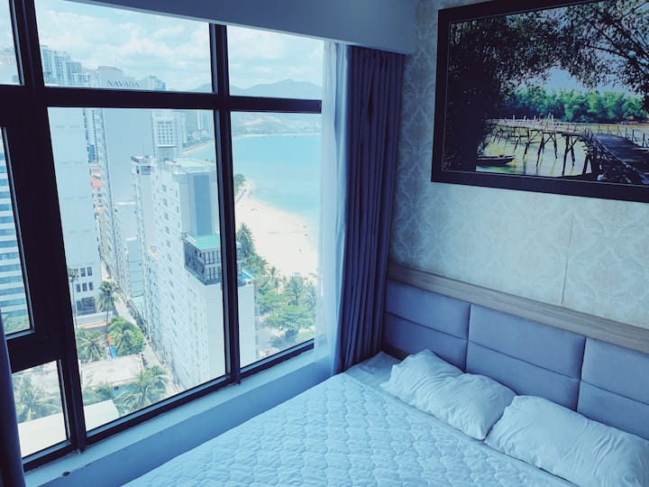 Muong Thanh Oceanus apartment -2bed-long-term