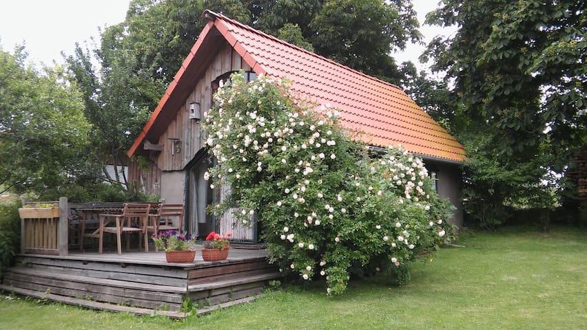 Das Häuschen mit Terasse