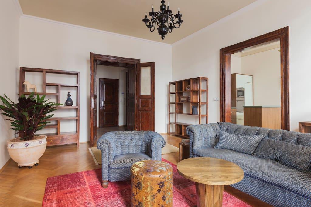 charming prague at its best wohnungen zur miete in prag. Black Bedroom Furniture Sets. Home Design Ideas