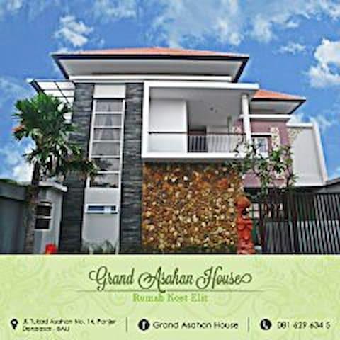 GRAND ASAHAN HOUSE