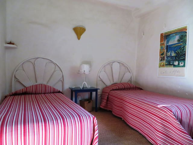 Chambre rouge3