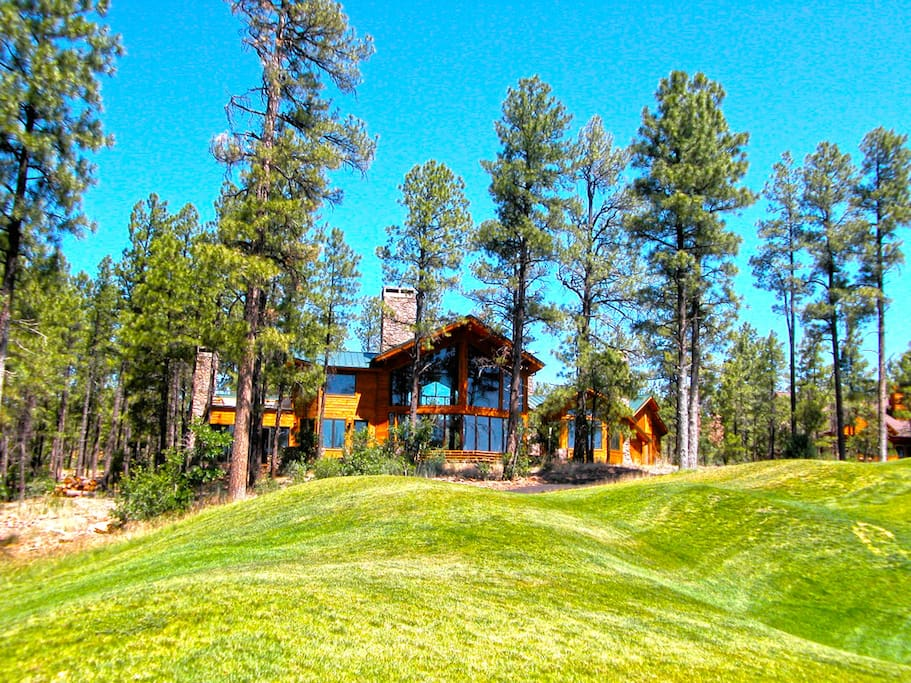 Show Low Torreon Luxury Cabin Cabins For Rent In Show