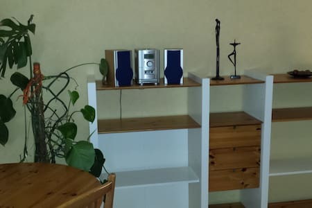 Comfortable apartment - Lahnau - Apartmen