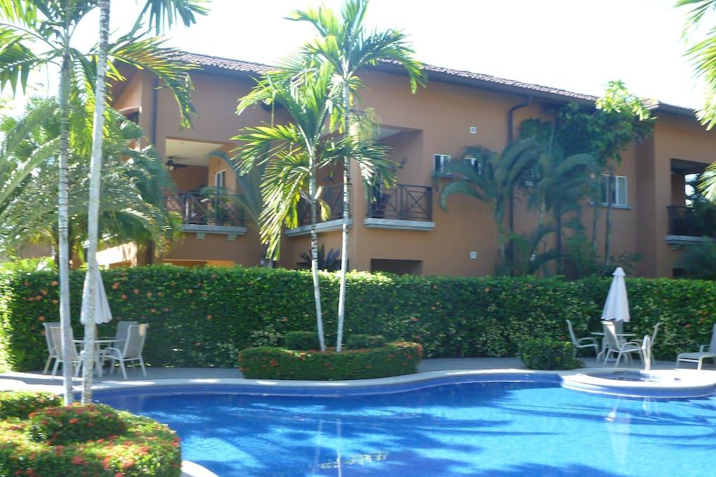 1 of 5 Veranda Residences pools below condo