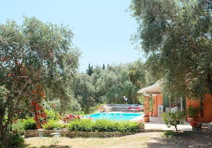 Lithia House.  Winter offer: 1500 euros per month!