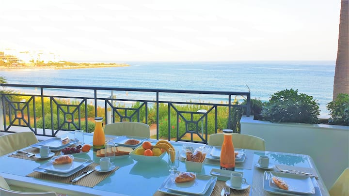 Luxury Apartments A in Doncella Beach
