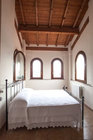 La Finestra Sul Castello SOAVE - Soave - Appartement