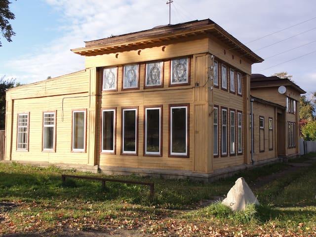 Павликов Дом - Yur'evetskiy - Dům