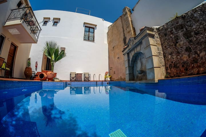 NEFELI - Comfy and sweet in the heart of Crete - Ατσιπόπουλο Rethymno - Huis