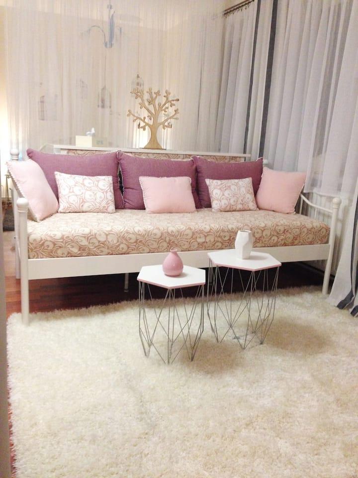 Apartment BAJKA im Hafenviertel 200m zum Strand