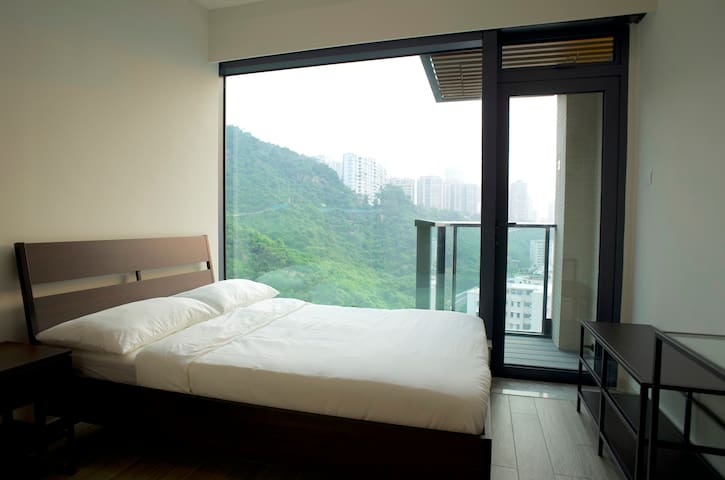Brand New Studio Apartment in Quarry Bay - N3
