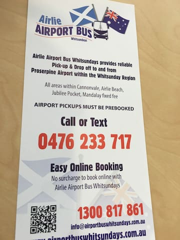 Airport Door to Door transfers