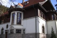 Jugendstilvilla im Schwarzwald