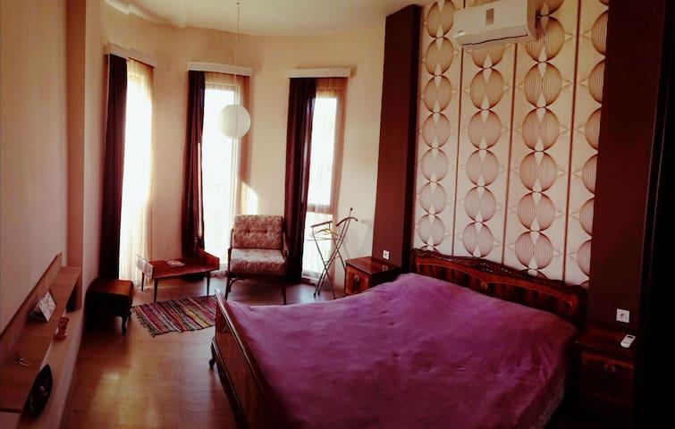 Hostel KOLGA: Room #3-Double room (private bath.)