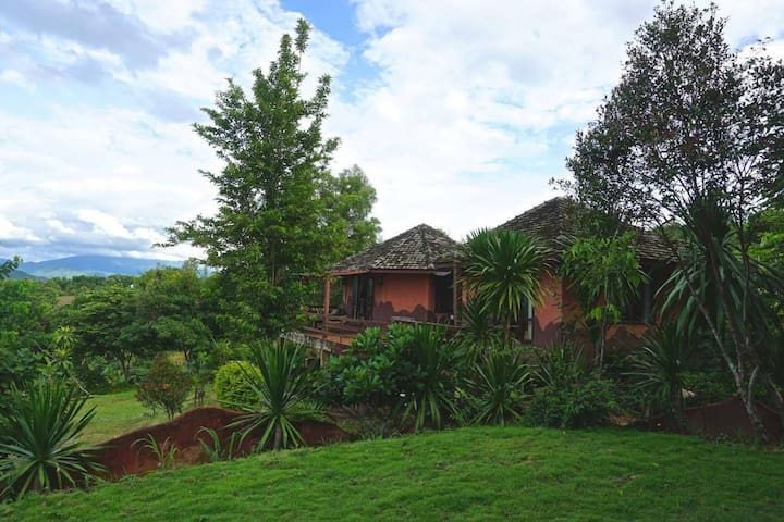 Step into Life in Pai at our rustic mountain home.