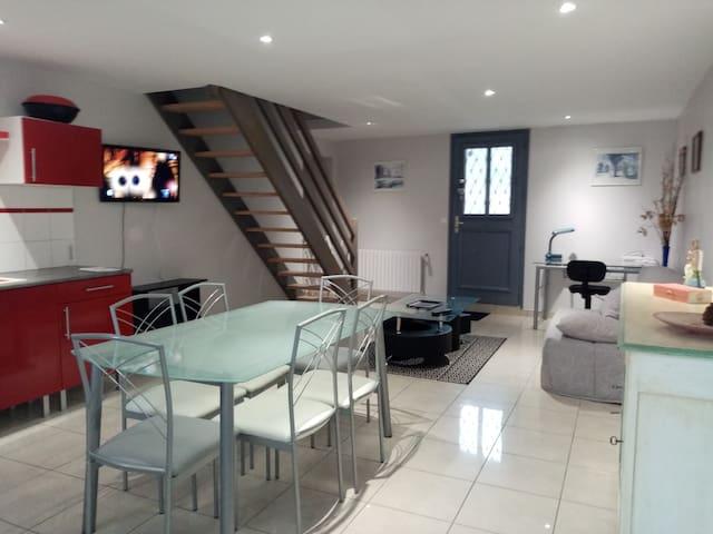 Appartement calme dans le Sud Vendée.