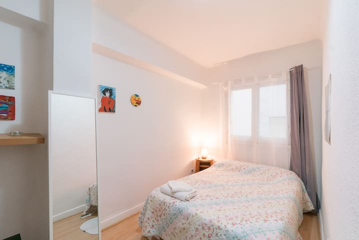 LOVELY & COSY DOUBLE BED IN RETIRO - Madrid - Dům