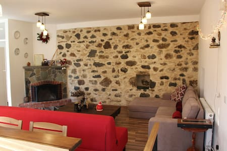 A secret place in Kato Platres (cosy and warm)!!!