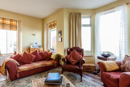 Beautiful Sea-view room overlooking Ballyholme Bay - Bangor - Bed & Breakfast