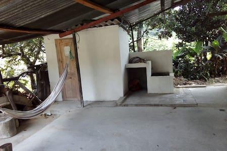 Lugar de descanso Yangana