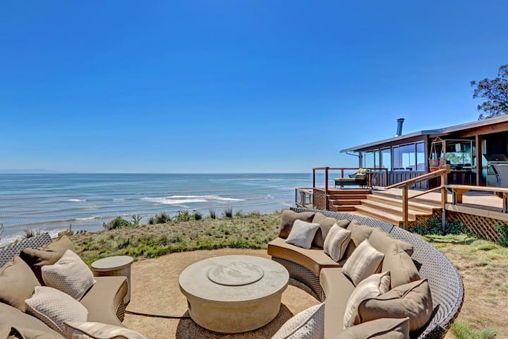Spectacular Oceanfront Home Views..