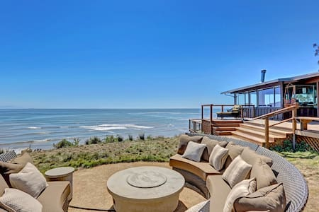 Spectacular Oceanfront Home Views.. - Болинас - Дом