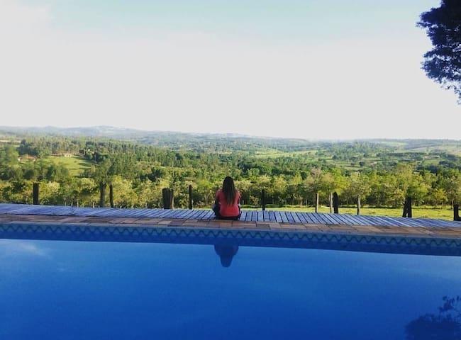 Paraíso particular em Itú
