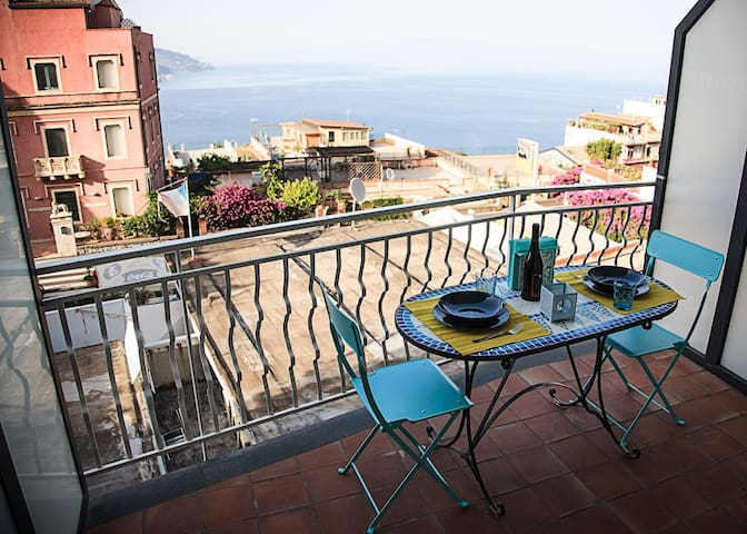 Sea Terrace City Center Taormina