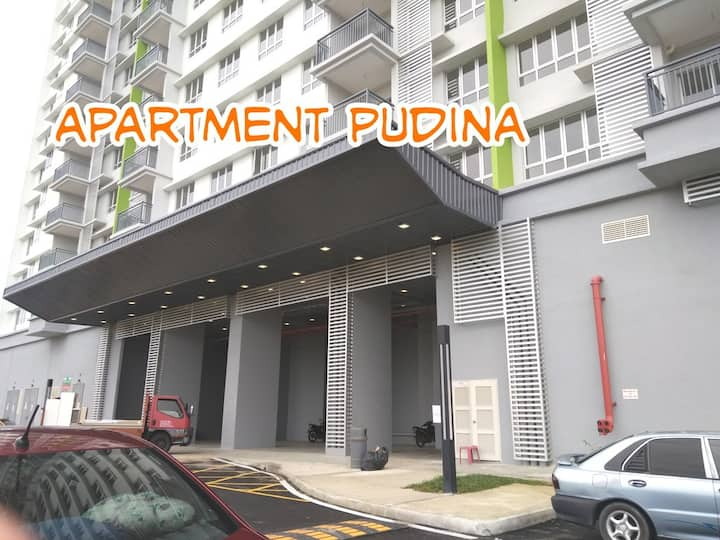 Rent Rooms @ Rent House Apartment Pudina Putrajaya