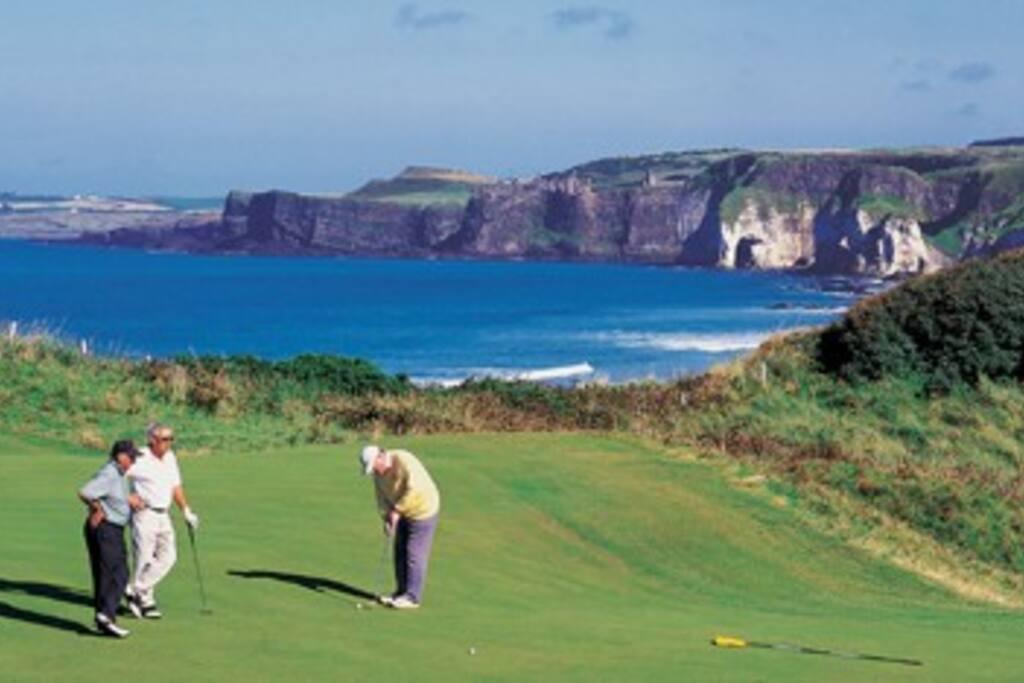 Porstewart Golf Course