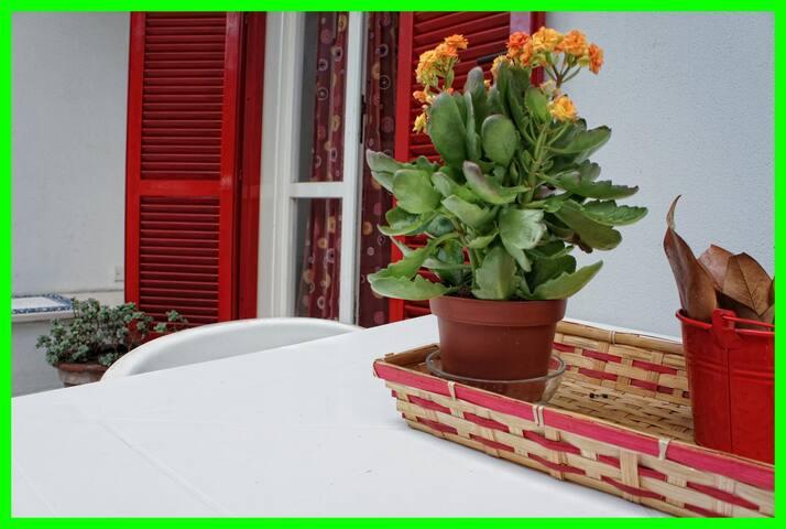 Villetta con ingresso e cucina condivisa