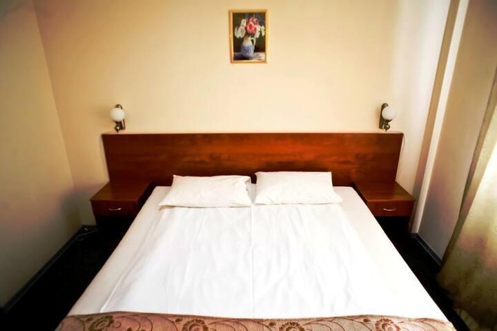 "Мини отель ""У друзей"" Hotel Friends - Хабаровск - Bed & Breakfast"