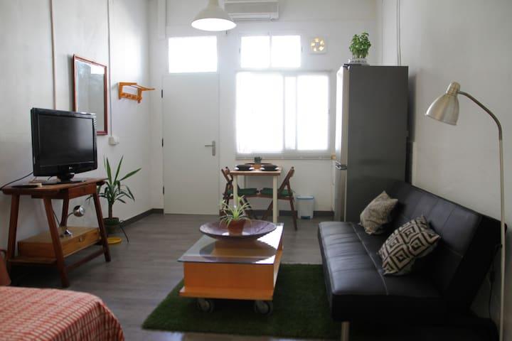 Loft en casco historico. Wifi, A/C, TV, parking