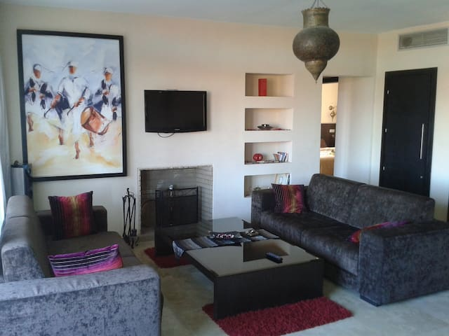 Résidences des golfs Marrakech - Marraquexe - Apartamento