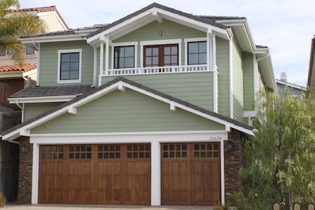 Brand new craftsman style home - Dana Point - Huis